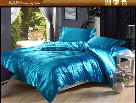 between the sheets luxury bedding fine linens home luxury lake blue silk bedding set satin sheets super king