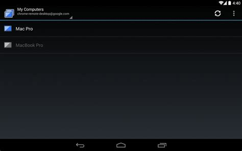 chrome desktop chrome remote desktop goes into beta on android here is a