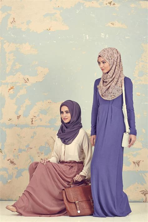 Baju Muslim Dewasa Masa Kini 17 Trend Contoh Baju Muslim Model Sekarang 2015