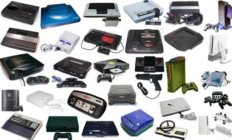 all console history of consoles