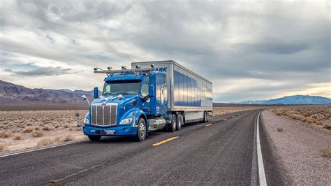 semi truck companies startup embark makes self driving semi trucks for