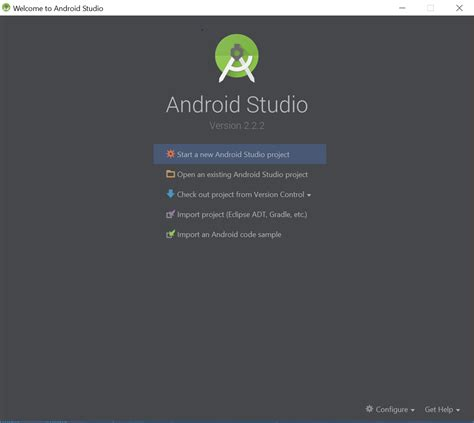 getting started with android studio getting started with android studio techbytes