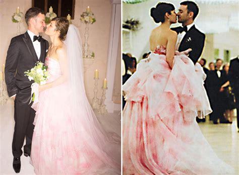 hochzeitskleid jessica biel top 5 celebrity wedding dresses of 2012 preowned wedding