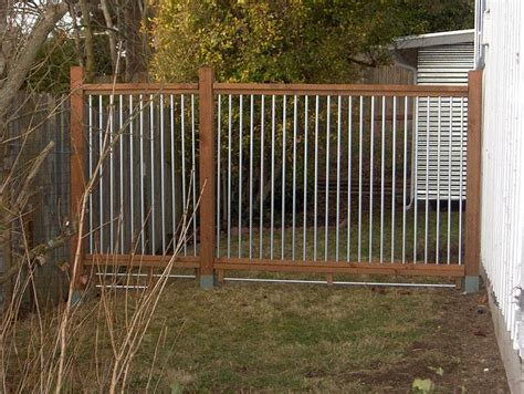 dog house with fence homemade dog fence brilliant http www diynetwork com how to how to build a