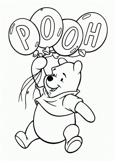 Winnie Pooh Para Pintar Az Dibujos Para Colorear | dibujos para pintar winnie the pooh dibujos para colorear