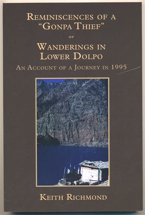 out of adventism a theologian s journey books reminiscences of a gonpa thief or wanderings in lower