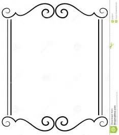 decorative frame royalty free stock photography image