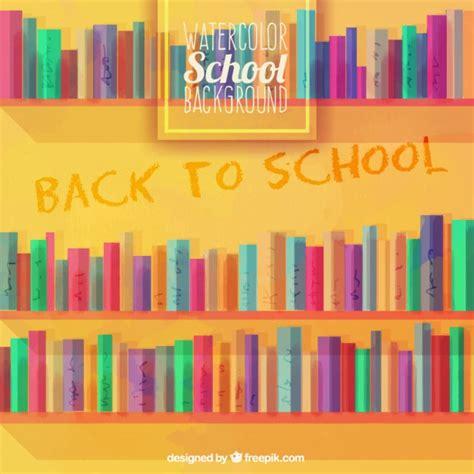libreria gratis librer 237 a pintada con acuarelas para la vuelta al cole