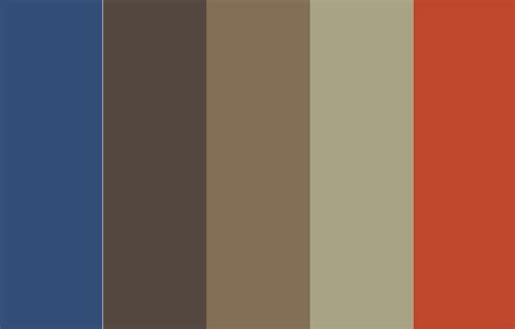 8 blue and neutral color palette house pinterest 4 blue orange and neutrals color palette dental