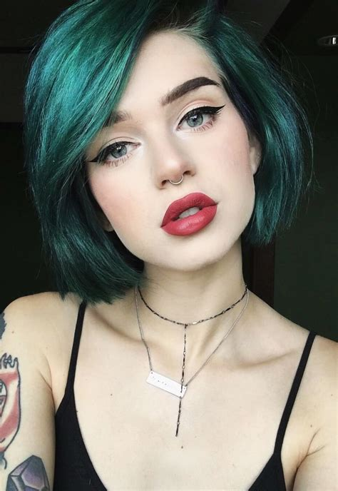 edgy hair color 35 edgy hair color ideas to try right now cosmico
