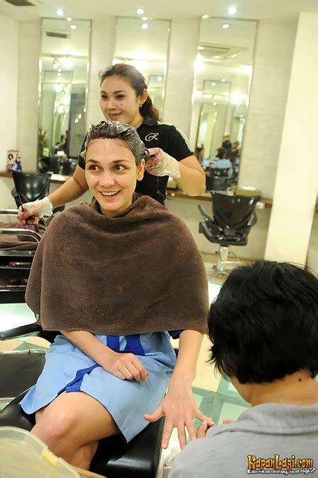Sambung Rambut Di Salon Bandung mengintip perawatan di salon bandung