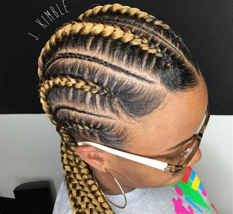alternating fat and skinny cornrow hairstyles feed in braids updo love quotes