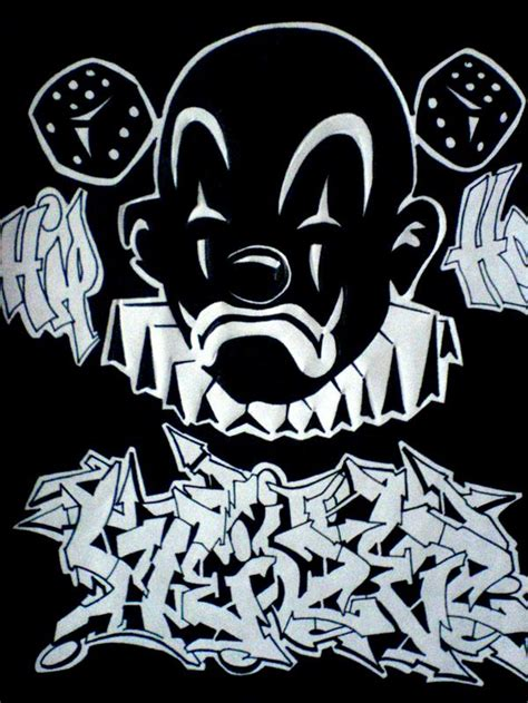 imagenes de joker rap graffitis de payasos cholos photo sexy girls