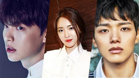 film korea terbaru fantasi ahn jae hyun yeo jin goo dan lee yeon hee akan bintangi