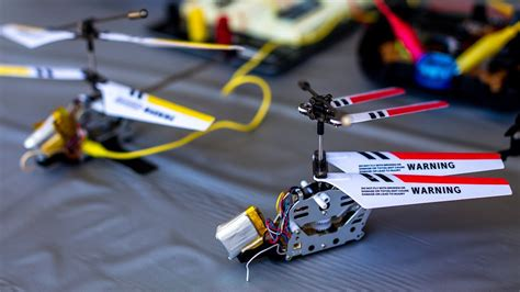 hacking a 20 helicopter into an autonomous drone