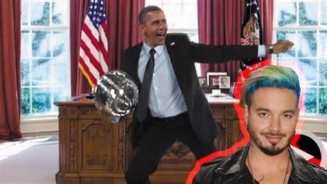 j balvin obama mi gente de j balvin la favorita de barack obama en el