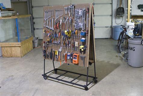 build  peg board tool cart  brad justinen  steps