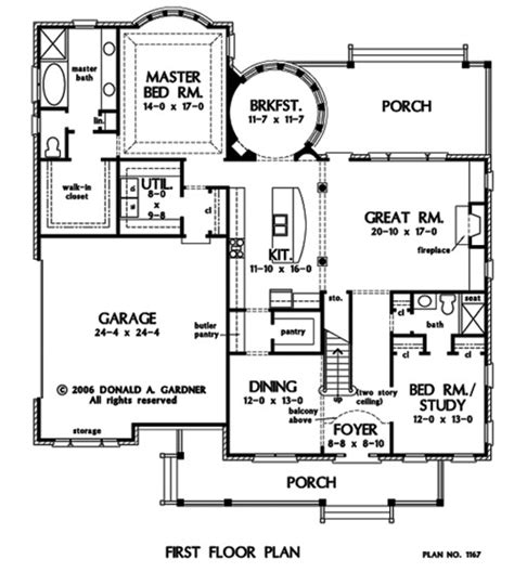 Modification License Winnipeg by Home Plan The Seven Oaks By Donald A Gardner Architects