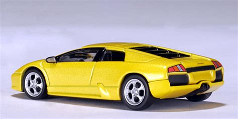 2001 Lamborghini Murcielago Autoart 2001 Lamborghini Murcielago Metallic Yellow