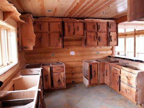 western style kitchen cabinets 105 best images about cabin in the woods on