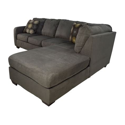 ashley furniture sectional sofas 30 off ashley furniture ashley furniture waverly gray