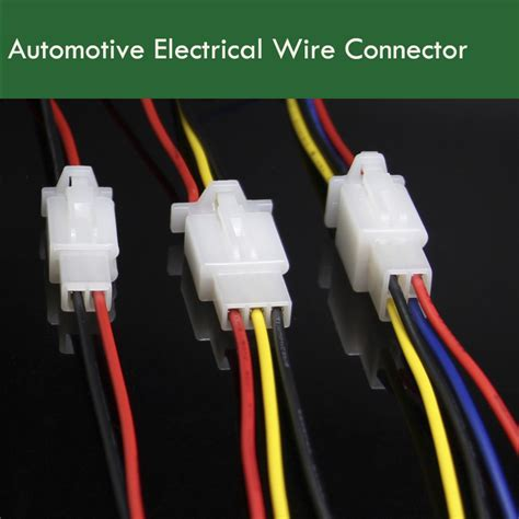 automotive electrical wire wire connectors automotive wiring harness connectors