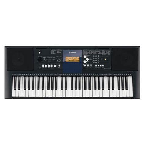 Keyboard Yamaha New yamaha psr e333 portable keyboard nearly new at gear4music
