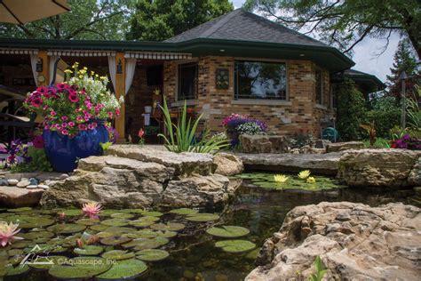 aquascape outdoor outdoor living space aquascape construction