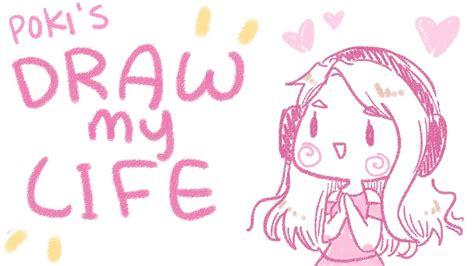 draw my life ft lilypichu youtube