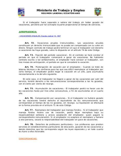 codigo de trabajo reformado 2016 download pdf codigo laboral 2016 ecuador pdf codigo sustantivo de