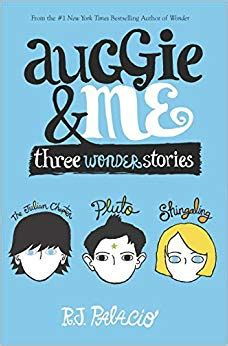 libro whos hiding auggie me three wonder stories r j palacio 9781101934852 amazon com books