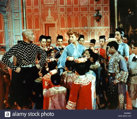 And I the king and i 1956 tcf with yul brynner and deborah