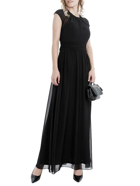 swing abendkleid lang swing abendkleid schwarz 48