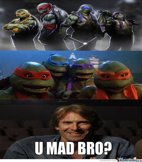 Teenage Mutant Ninja Turtles Meme - turtles you mad by letholdusofblackrain meme center