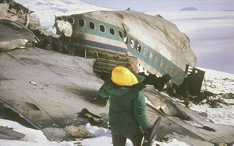 mt erebus disaster – where air crash recovery learnt its