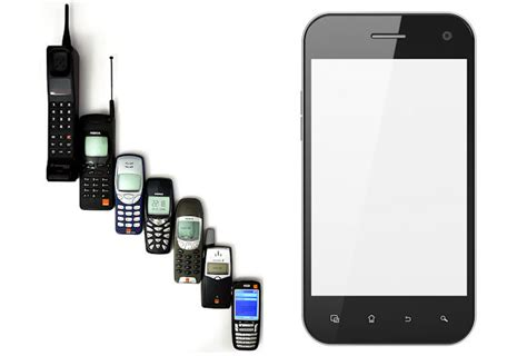 mobile hones the history of mobile phone technology redorbit