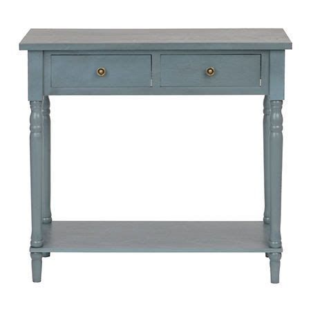 Kirklands Console Table Painted Blue Console Table Console Tables Consoles And Blue