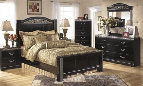 ashley bedroom furniture set buy ashley furniture constellations poster bedroom set