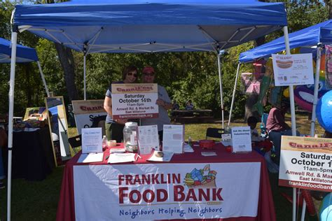 Franklin County Food Pantry by Franklin Food Bank Set To Host 7th Annual Canal Festival