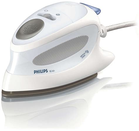 Philips Travel Iron Setrika Philips Hd1301 travel iron gc651 02 philips