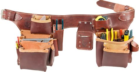 pro carpenter s 5 bag toolbelt assembly