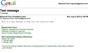 Professional Business Email Template Professional Email Signature Templates Corporate Email