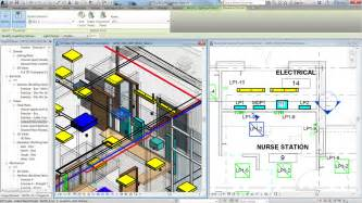 Software To Draw A House Plan electrical design and documentation revit features