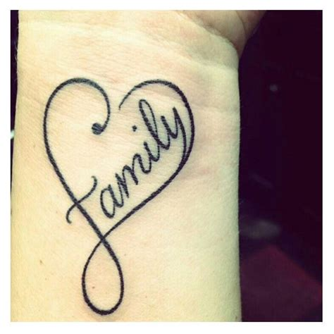 family infinity tattoo designs 11 infinity designs