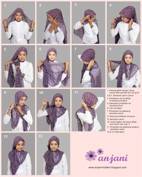 tutorial hijab pashmina new 301 moved permanently