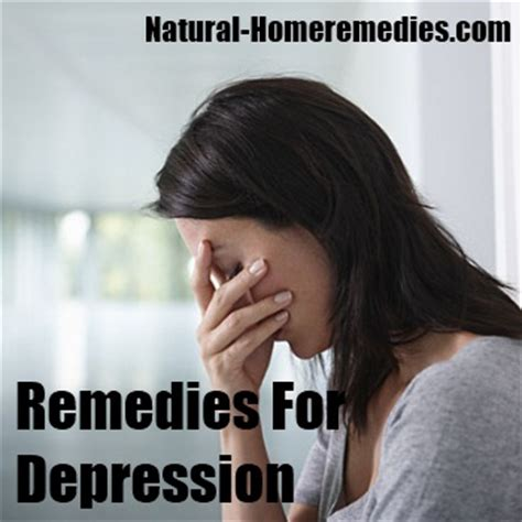 natural remedies for mood swings and depression home remedies for depression treatment cure natural