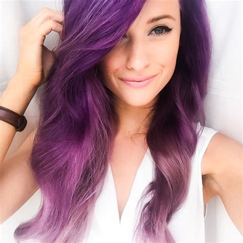 purple hair color thebestfashionblog com ultimate guide for home hair color hotcybertips com