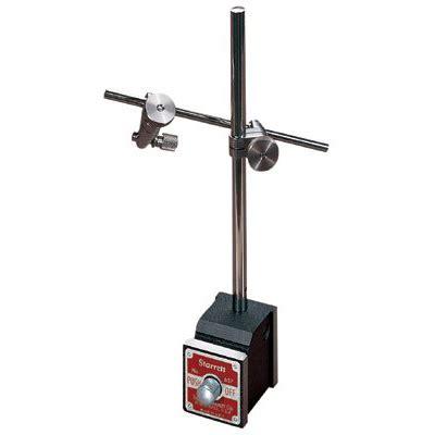 l s starrett no 657aa magnetic base indicator holder