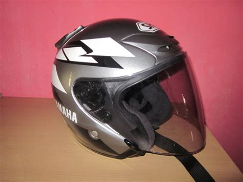 Helmet Shoei Factory Fahmy Hattan Shoei Jforce Ii Yamaha Factory
