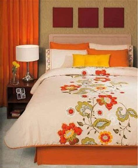 orange twin bedding orange bedding twin choozone